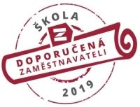 Škola doporučená zaměstnavateli 2019